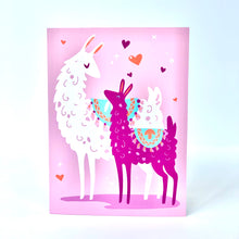 Load image into Gallery viewer, Llama Love You Momma Card