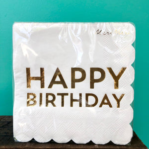 Gold Birthday Bundle