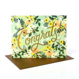 RIfle Meadow Congratulations Card