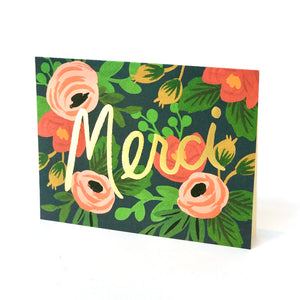 Rifle Rosa Merci Card