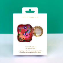 Load image into Gallery viewer, Rifle Clear Blush Garden Party Airpod Case