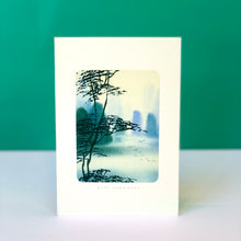 Load image into Gallery viewer, Tree and Birds Sympathy Card