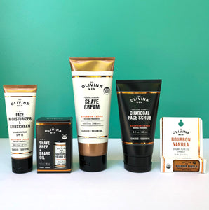Olivina Face & Beard Bundle