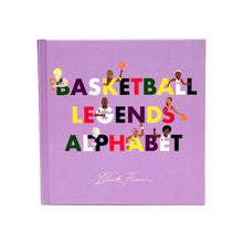 Load image into Gallery viewer, Alphabet Basketball Legends