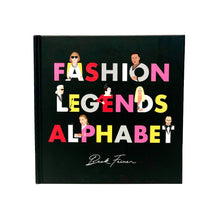 Load image into Gallery viewer, Alphabet Fashion Legends
