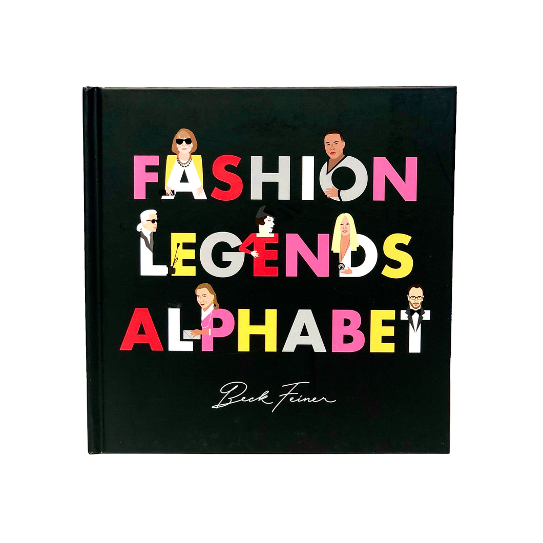 Alphabet Fashion Legends