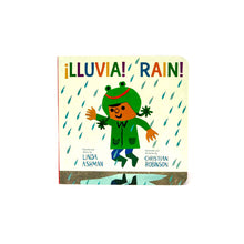 Load image into Gallery viewer, Lluvia! Rain!