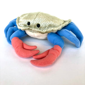 Douglas Buster the Blue Crab