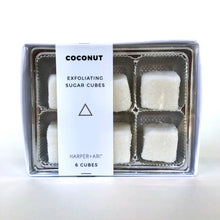 Load image into Gallery viewer, Harper & Ari Exfoliating Sugar Cubes Gift Box
