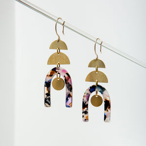 Larissa Loden Mille Multi Earrings