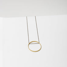 Load image into Gallery viewer, Larissa Loden Circle Horizon Necklace (Multiple Sizes!)