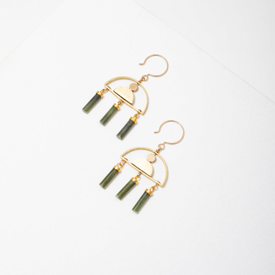 Larissa Loden Odile Earrings