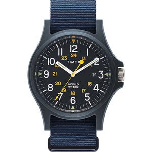 Timex Acadia Field Watch (Multiple Colors!)