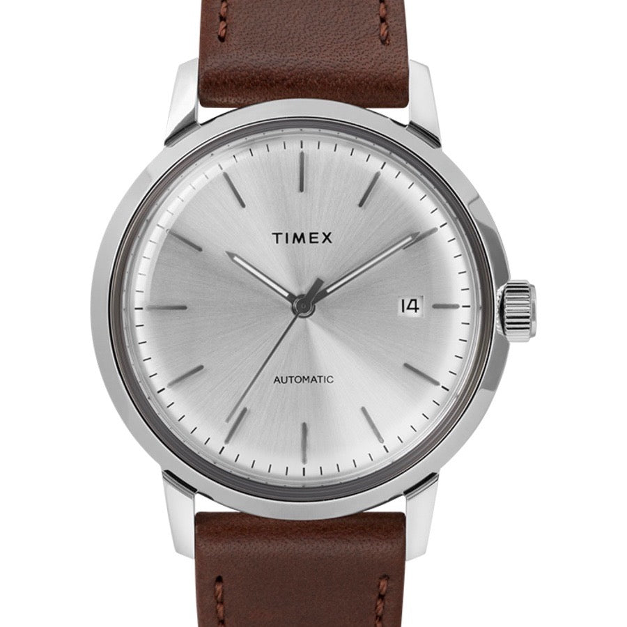 Timex Marlin Automatic Watch (Multiple Colors!)