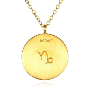 Satya Zodiac Necklace