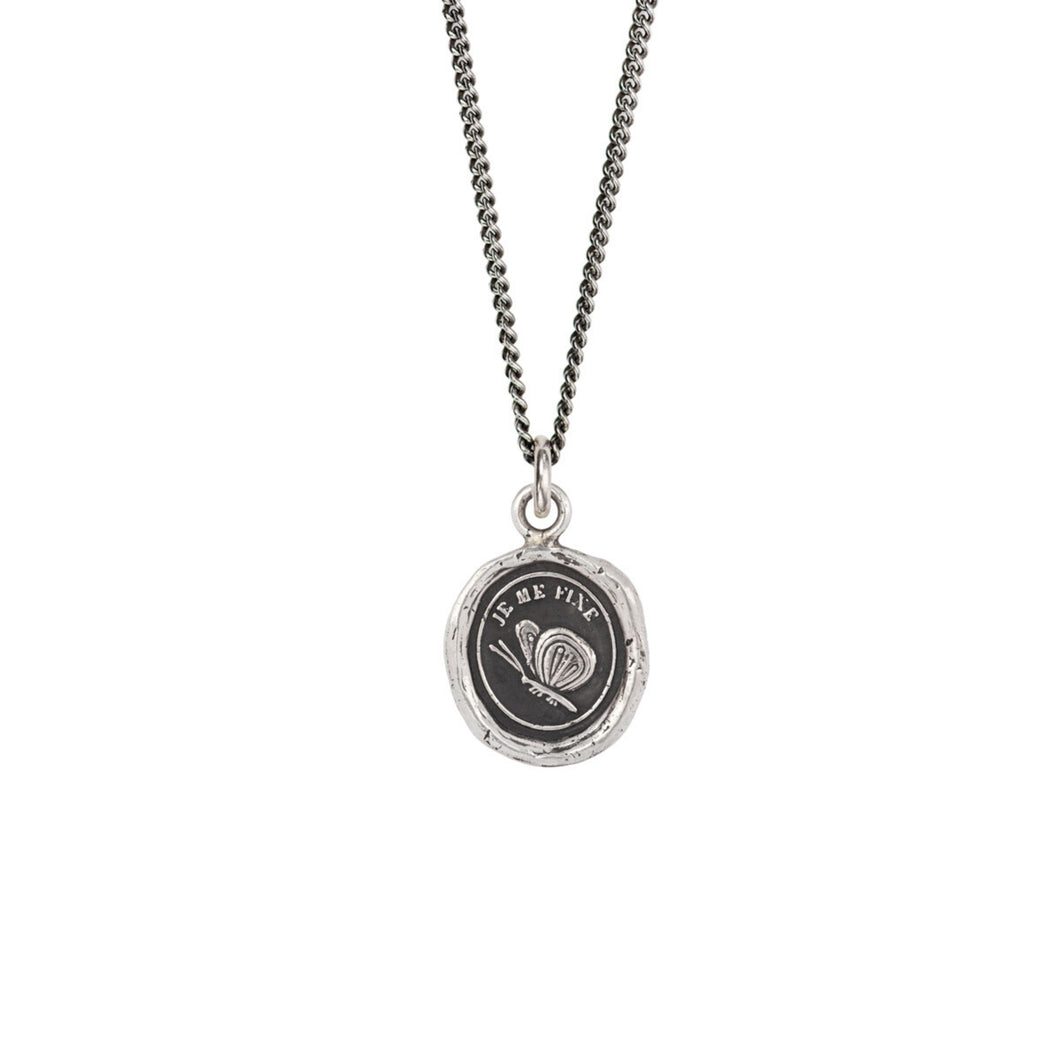 Pyrrha Determination Necklace