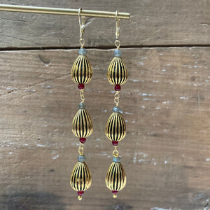 Madame Annie Grand Pinnacle Earrings