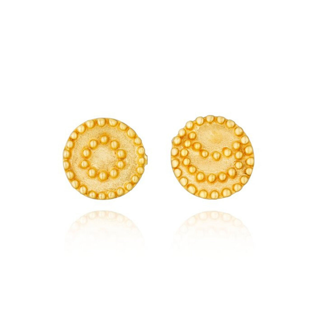 Satya Sun & Moon Stud Earrings