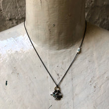 Load image into Gallery viewer, Madame Annie Unicorn Charm Necklace