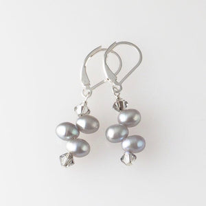 Deana Rose Dove Grace Earrings