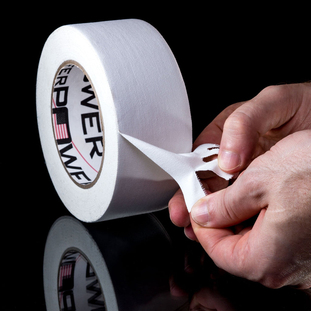 Gaffer Power White Gaffer Tape Size - 2 inch X 30 yards