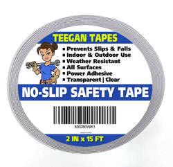 Clear Grip & Friction Anti Slip Tape 2