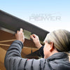 Gaffer Power Gaffer Patch & Shield Power Seal Tape, 4 In x 5 Ft