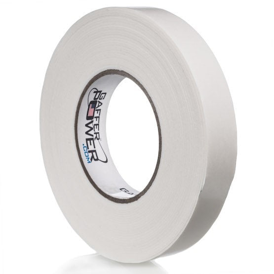 Gaffer Power Double Sided Mounting Tape 1 Inch X 27 Feet