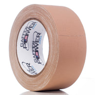 Gaffer Power Gaffer Tape, 2 Inch x 30 Yards - Tan