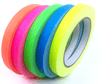 Gaffer Power Spike Tape, Multi-Color 5-Rolls, 1/2 In x 20 Yds