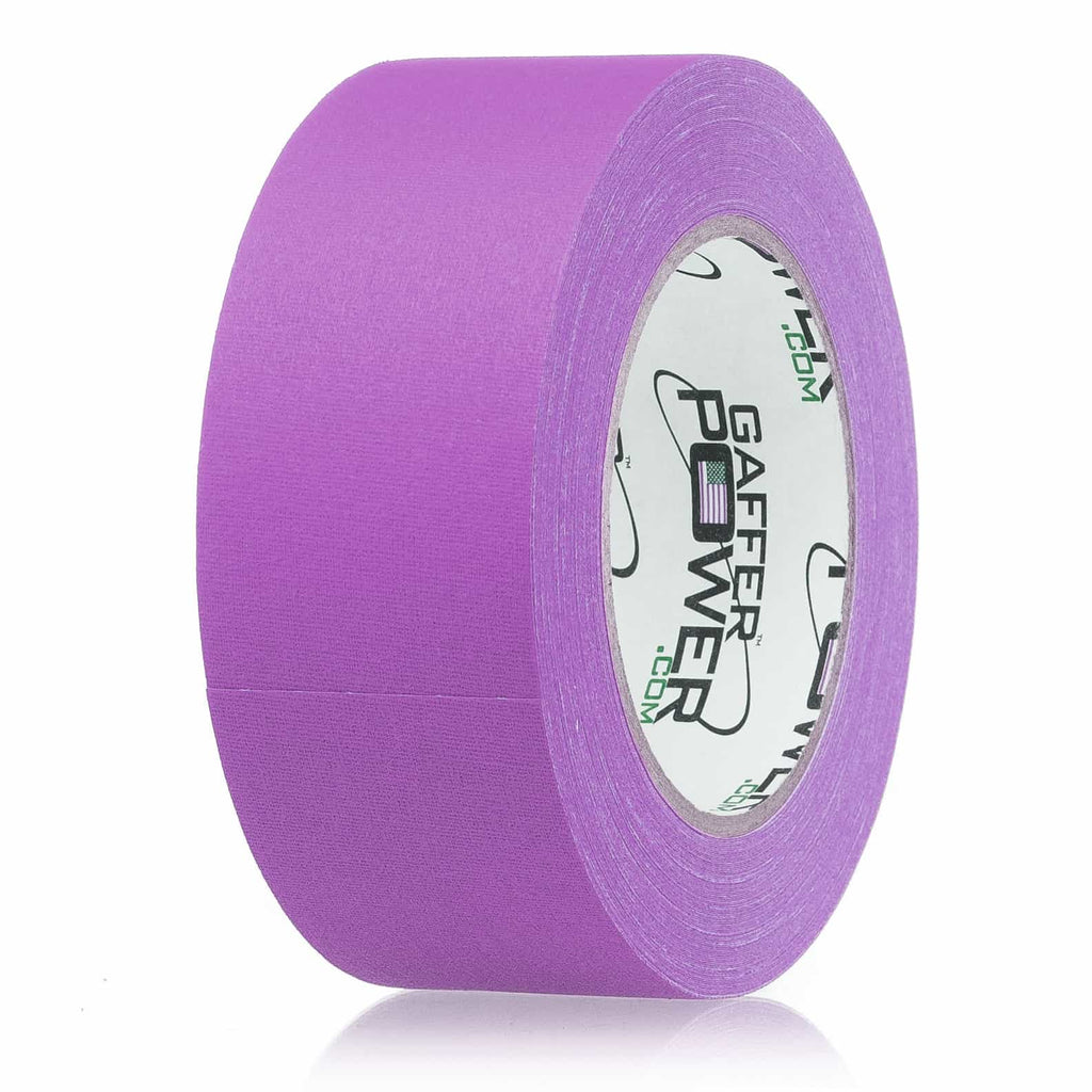 Strong Gaffer Power White Gaff Tape No Residue 2 inch x 30 yards