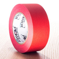 Gaffer Power Gaffer Tape, 2 Inch x 30 Yards - Red