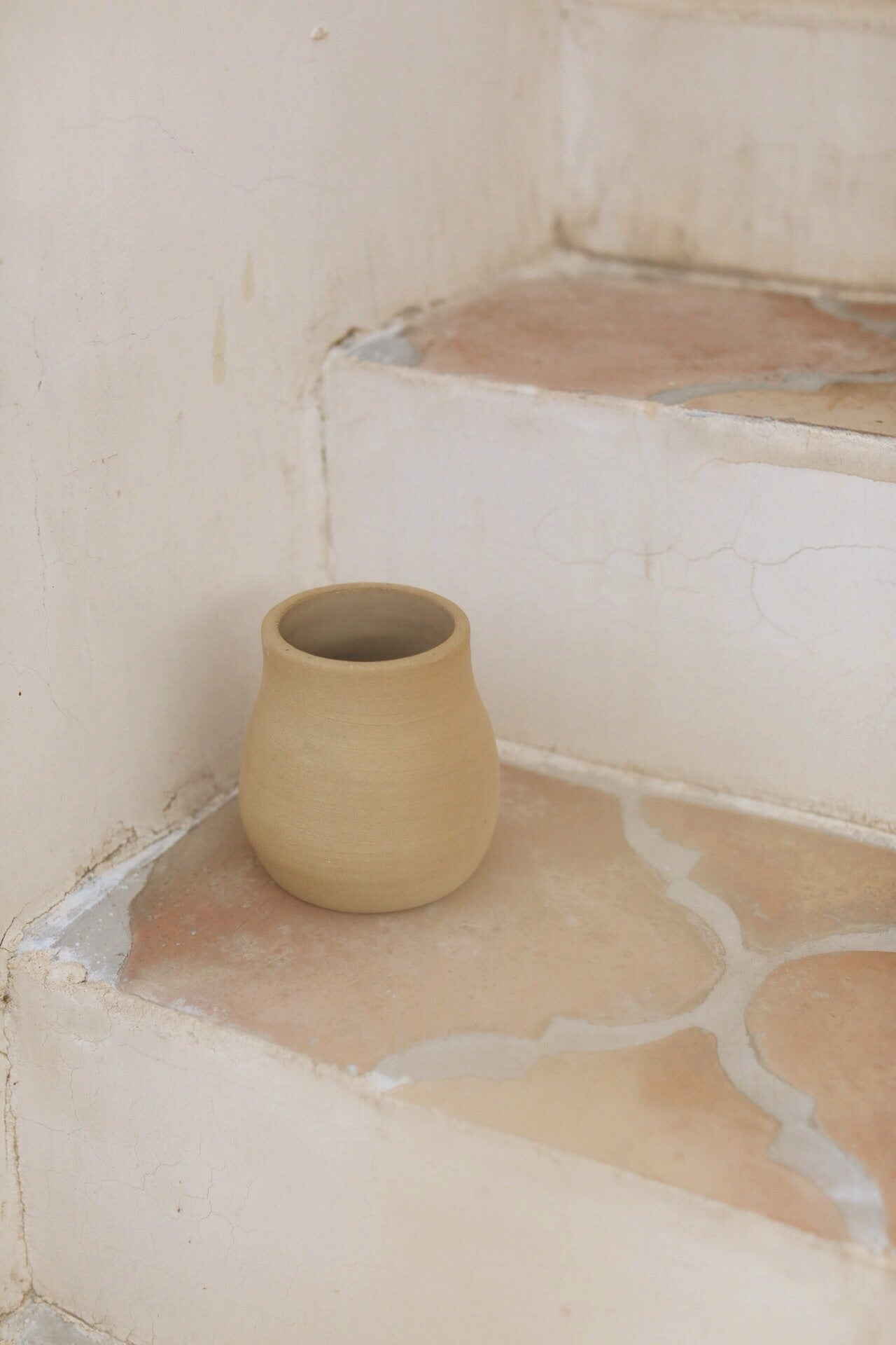 Desert Brown Vase