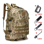Load image into Gallery viewer, Military Tactical Backpack Bag - Army 45L Outdoor - Survivalways
