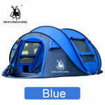 Load image into Gallery viewer, Pop-Up Automatic Family Tent - Windproof Camping (3-4 Persons) - Survivalways