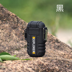 Load image into Gallery viewer, Double Arc Lighter - USB Charging, Waterproof and Windproof - Survivalways