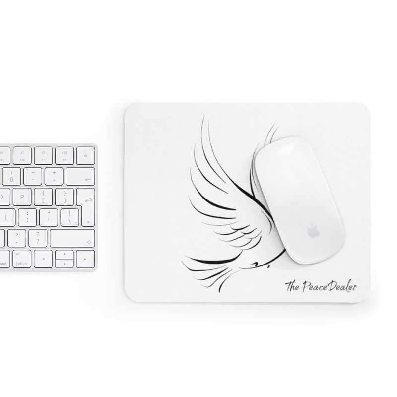 Official The Peace Dealer Dove Mousepad - The Peace Dealer