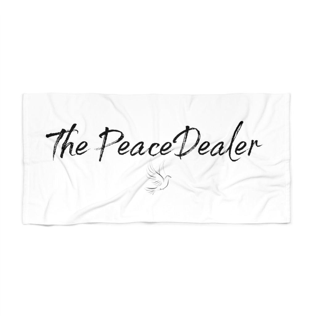 Official The Peace Dealer Beach Towel - The Peace Dealer