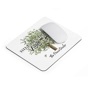 "Official The Peace Dealer ""Billion Dollar Vibe Tribe"" Mousepad - The Peace Dealer"