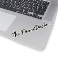 Official The Peace Dealer Kiss-Cut Stickers - The Peace Dealer