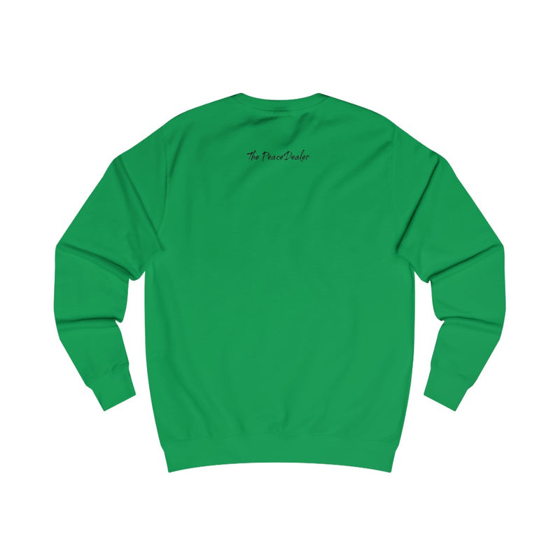 Official The Peace Dealer Men's Sweatshirt - The Peace Dealer