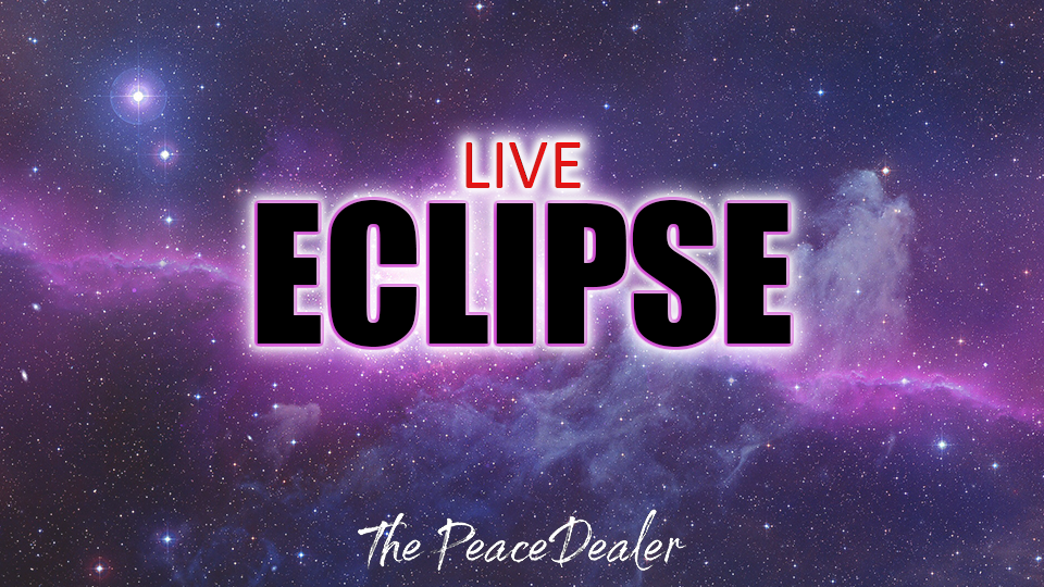 LIVE Eclipse Reading - The Peace Dealer