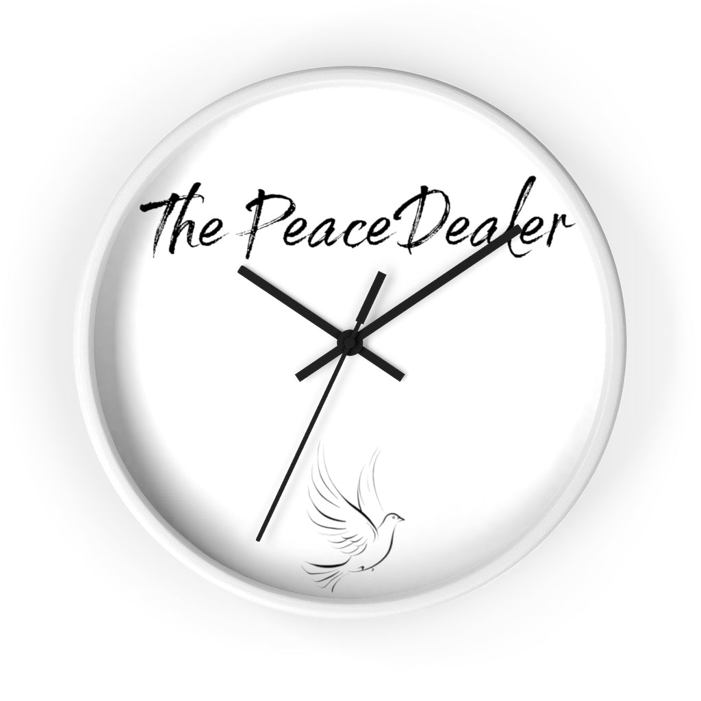 Official The Peace Dealer Wall clock - The Peace Dealer