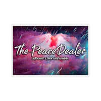 Official The Peace Dealer Kiss-Cut Stickers