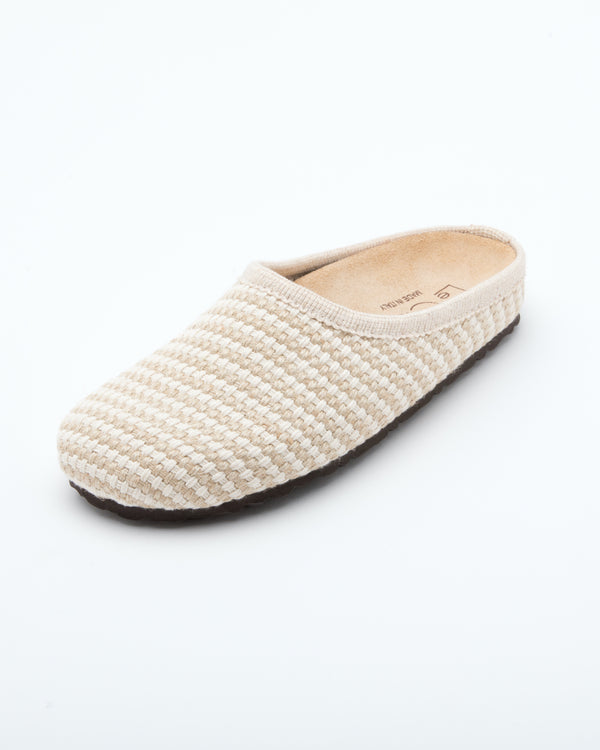 Women's Nebraska Braided Hemp Clogs