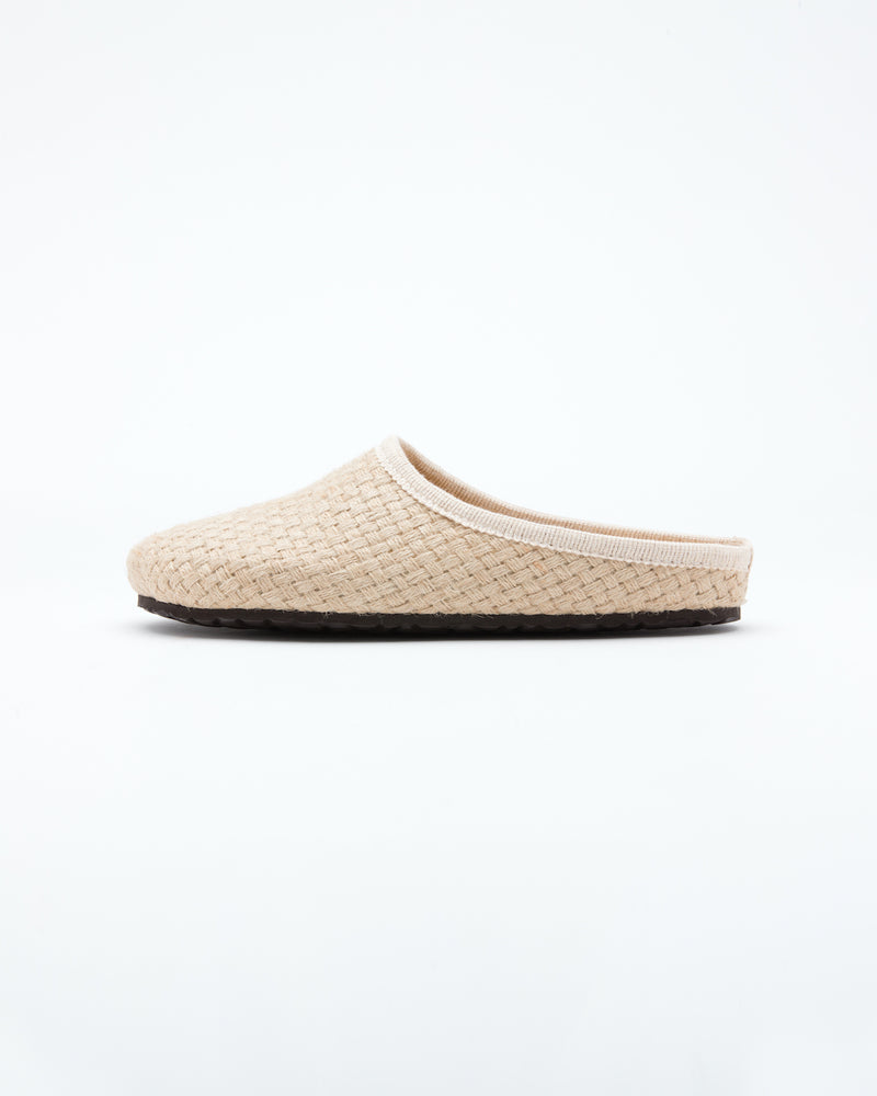 Women's Nebraska Woven Hemp Clogs