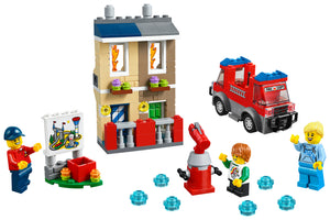 NEW! LEGOLAND® Fire Academy