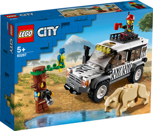 Safari Off-Roader - 60267