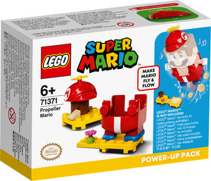 Propeller Mario Power-Up Pack