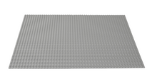 Load image into Gallery viewer, Grey Baseplate
